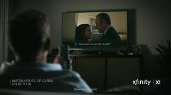 XFINITY X1 TV Spot, 'Netflix Voice Remote' - Thumbnail 2