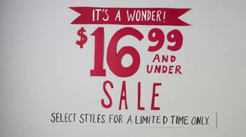 Gymboree $16.99 and Under Sale TV Spot, 'One Big Happy Wonderland' - 53 commercial airings