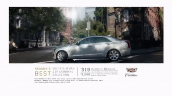 Cadillac Season's Best TV Spot, 'The Heartbreak' - Thumbnail 5