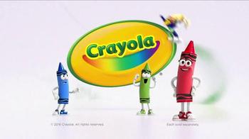 Crayola TV Spot, 'Spokes-Crayons Auditions' - Thumbnail 8