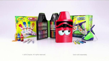 Crayola TV Spot, 'Spokes-Crayons Auditions' - Thumbnail 7