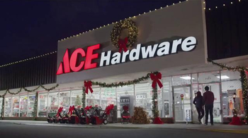 ACE Hardware TV Spot, 'Holiday Spirit' - Thumbnail 1
