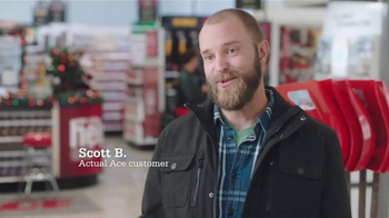 ACE Hardware TV Spot, 'Holiday Spirit' - 744 commercial airings