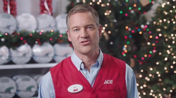 ACE Hardware TV Spot, 'Holiday Spirit' - Thumbnail 3