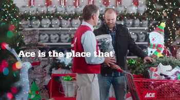 ACE Hardware TV Spot, 'Holiday Spirit' - Thumbnail 4