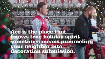 ACE Hardware TV Spot, 'Holiday Spirit' - Thumbnail 5