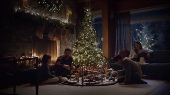 Lincoln Wish List Sales Event TV Spot, 'Christmas Train'