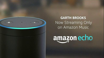 Amazon Echo TV Spot, 'Baby It's Cold Outside' Featuring Garth Brooks - Thumbnail 8