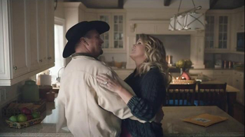 Amazon Echo TV Spot, 'Baby It's Cold Outside' Featuring Garth Brooks - Thumbnail 4