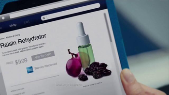 American Express TV Spot, 'In-Flight Shopping' Featuring Tina Fey - Thumbnail 1