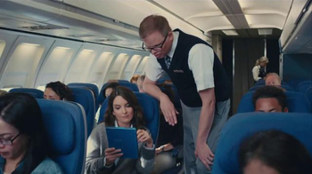 American Express TV Spot, 'In-Flight Shopping' Featuring Tina Fey - Thumbnail 2