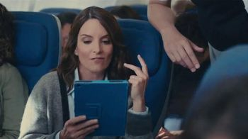 American Express TV Spot, 'In-Flight Shopping' Featuring Tina Fey - 1104 commercial airings