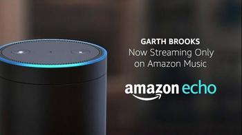 Amazon Echo TV Spot, 'Alexa Moments: Cowboy Hat' Featuring Garth Brooks - Thumbnail 9