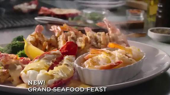 Red Lobster Holiday Seafood Celebration TV Spot, 'Treat Yourself' - Thumbnail 3