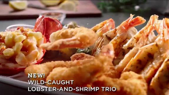 Red Lobster Holiday Seafood Celebration TV Spot, 'Treat Yourself' - Thumbnail 6