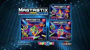 Cra-Z-Art Magtastix TV Spot, 'Hundreds of Designs' - Thumbnail 7