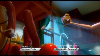 Time Warner Cable On Demand TV Spot, 'Sausage Party'