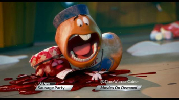 Time Warner Cable On Demand TV Spot, 'Sausage Party' - Thumbnail 6