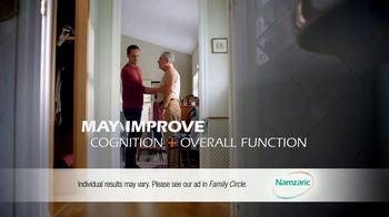 Namzaric TV Spot, 'Father and Son' - Thumbnail 4