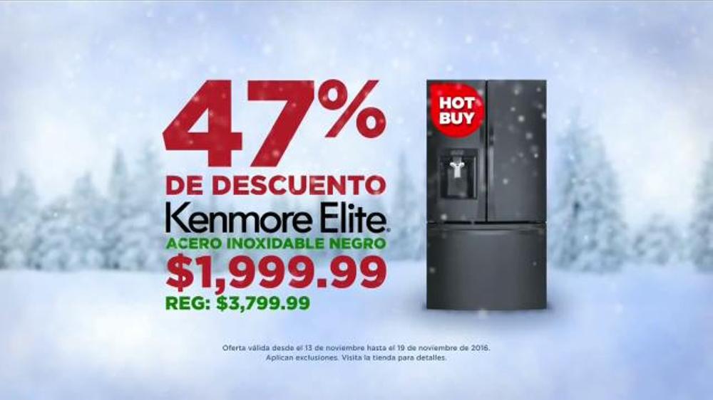 Sears Evento de Electrodom??sticos TV Commercial, 'Santa sabe'