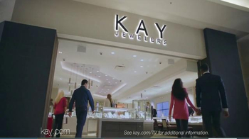 Kay Jewelers Diamonds in Rhythm TV Spot, 'Man's Other Best Friend: This Holiday: Up to 30 Percent' - Thumbnail 7