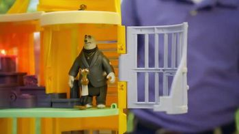 Disney Zootopia Police Station TV Spot, 'Safety Squirrel'