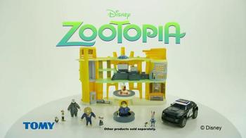Disney Zootopia Police Station TV Spot, 'Safety Squirrel' - Thumbnail 7