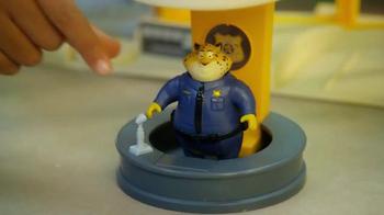 Disney Zootopia Police Station TV Spot, 'Safety Squirrel' - Thumbnail 2