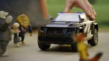 Disney Zootopia Police Station TV Spot, 'Safety Squirrel' - Thumbnail 5