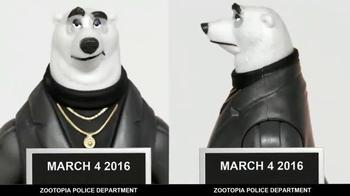 Disney Zootopia Police Station TV Spot, 'Safety Squirrel' - Thumbnail 6
