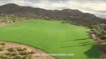 Desert Mountain TV Spot, 'Great Golf Is Just the Beginning' - Thumbnail 1
