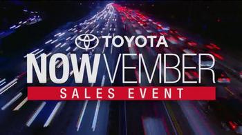 Toyota Nowvember Sales Event TV Spot, '2016 Corolla' - Thumbnail 2