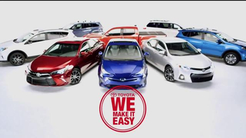 Toyota Nowvember Sales Event TV Spot, '2016 Corolla' - Thumbnail 5