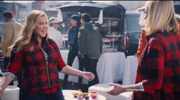 Old Navy TV Spot, 'Team Old Navy' Featuring Amy Schumer - 1520 commercial airings