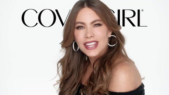 CoverGirl So Lashy!TV Spot, 'Para todos' con Sofía Vergara [Spanish]