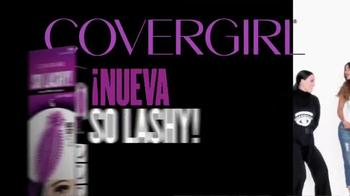 CoverGirl So Lashy!TV Spot, 'Para todos' con Sofía Vergara [Spanish] - Thumbnail 9