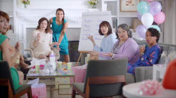 DIRECTV TV Spot, 'Baby Shower' [Spanish]