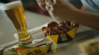 Buffalo Wild Wings Honey BBQ Wings TV Spot, 'Beware' - Thumbnail 5