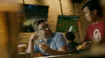 Buffalo Wild Wings Honey BBQ Wings TV Spot, 'Beware' - Thumbnail 8