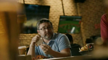 Buffalo Wild Wings Honey BBQ Wings TV Spot, 'Beware' - Thumbnail 9