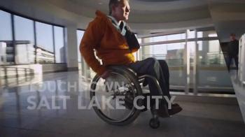 Visit Utah TV Spot, 'FindYourGreatest: Chris Waddell's Story' - Thumbnail 2