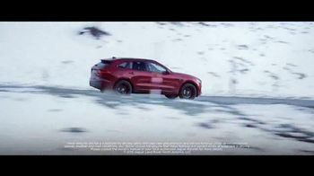 Unwrap a Jaguar Sales Event TV Spot, 'Adapt: 2017 Jaguar F-PACE' [T2] - Thumbnail 6
