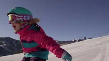 Utah Office of Tourism TV Spot, 'The Greatest Snow on Earth'