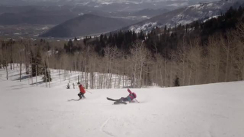 Utah Office of Tourism TV Spot, 'The Greatest Snow on Earth' - Thumbnail 3