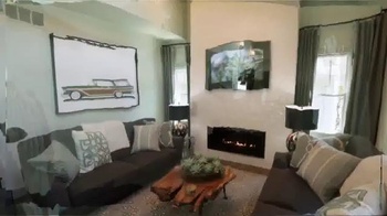 Overstock.com TV Spot, 'HGTV: Urban Oasis Home Inspiration' - 7 commercial airings
