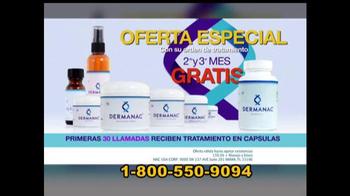Dermanac TV Spot, 'Tratamiento de piel' [Spanish] - Thumbnail 10