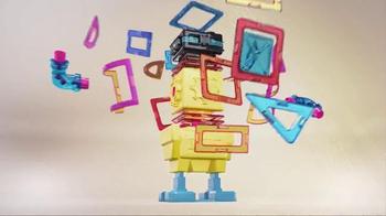 Magformers Walking Robot TV Spot, 'Small Hands'