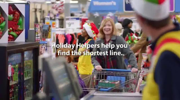 Walmart TV Spot, 'Holiday Helpers' Song by Aerosmith - Thumbnail 6