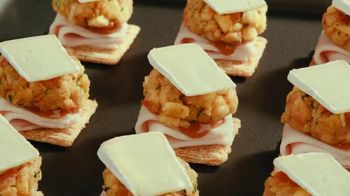 Triscuit Original TV Spot, 'Leftover Thanksgiving Bites'