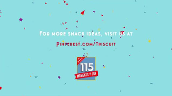 Triscuit Original TV Spot, 'Leftover Thanksgiving Bites' - Thumbnail 9